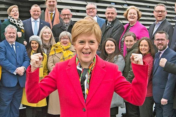 Meglepődhet Boris Johnson a skót kormányfő szerint
