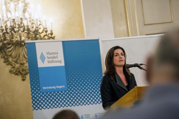 Varga Judit: Az EU nem meri bevallani, hogy krízishelyzetbe került