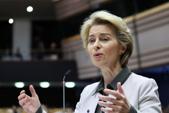 Von der Leyen: Az EU minden támogatást megad Görögországnak