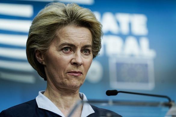 Ursula von der Leyen: Védeni kell Európa gazdasági szuverenitását