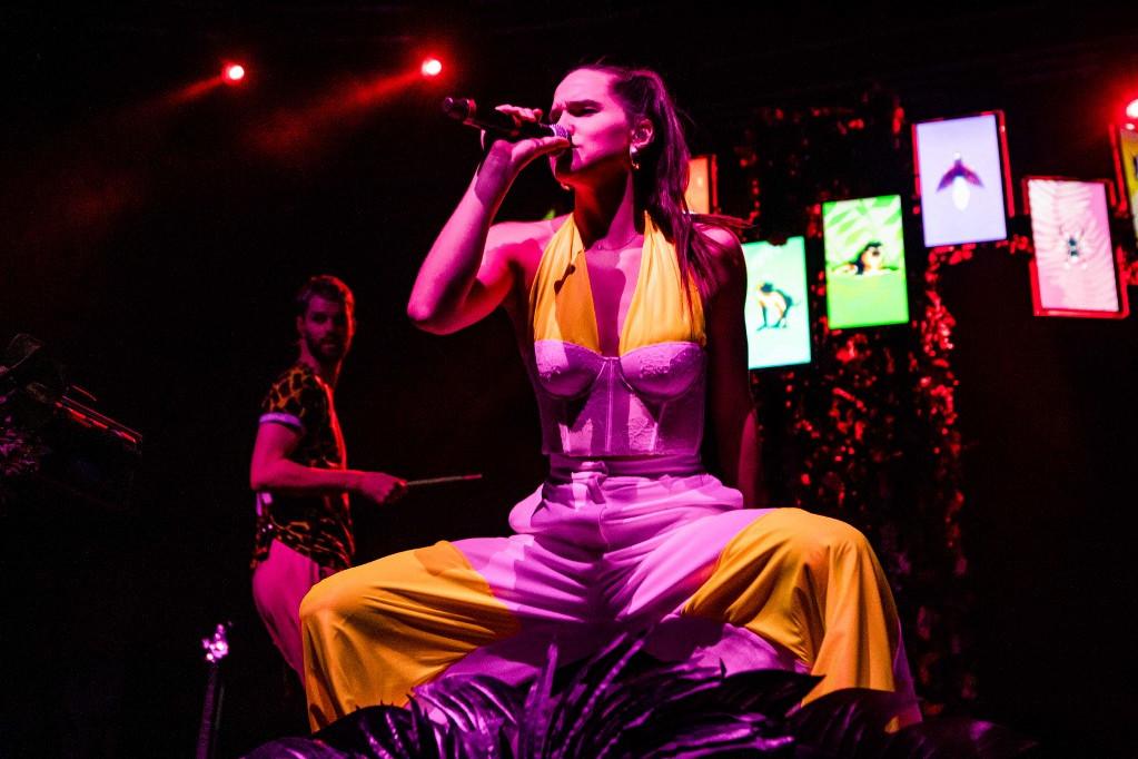 A SOFI TUKKER koncertje Milánóban