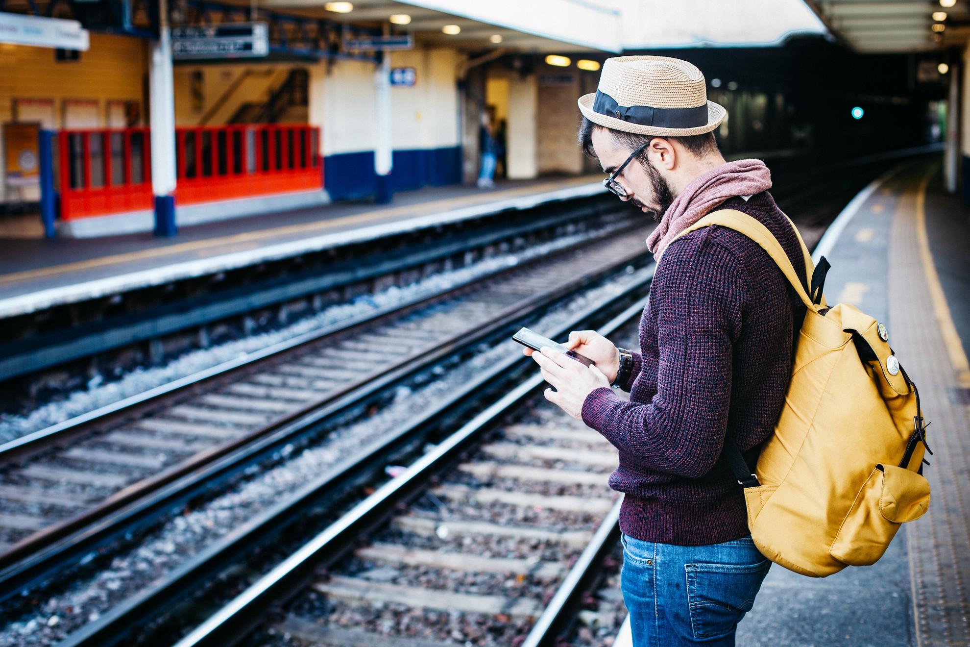 Hátizsákkal a mobilozás és a közlekedés is könnyebb