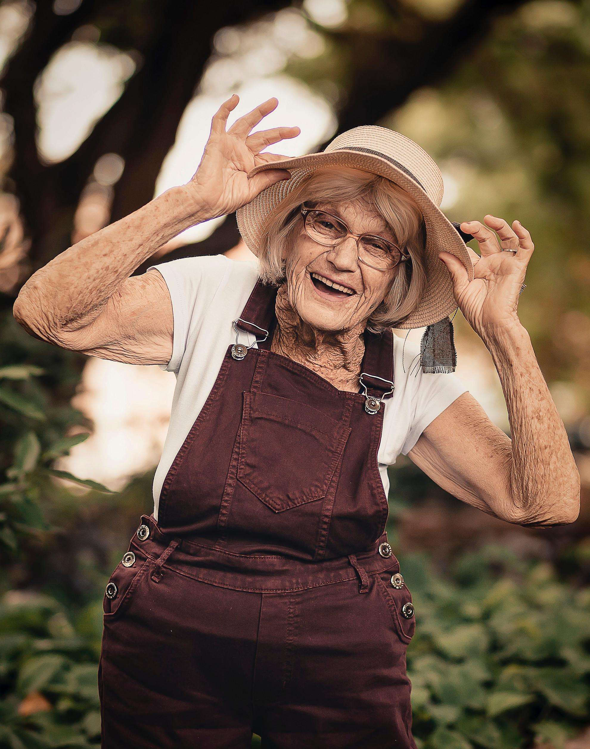 Nincs is vidámabb annál, mint idősebb éveinket is egészségben leélni