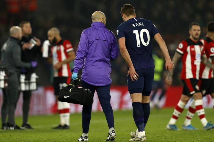 Elvesztette a Tottenham Harry Kane-t