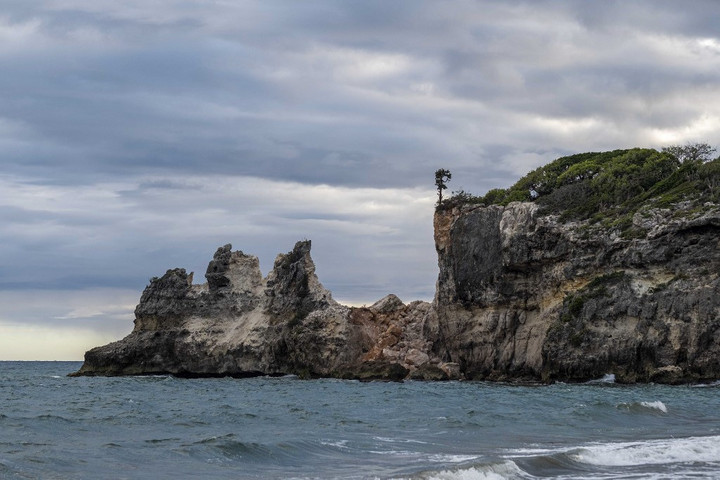 """Földrengés következtében leomlott a Punta Ventana """"sziklaablak"""""""
