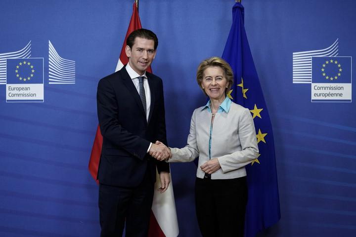 Kurz: Ausztria hidat képez Kelet- és Nyugat-Európa között