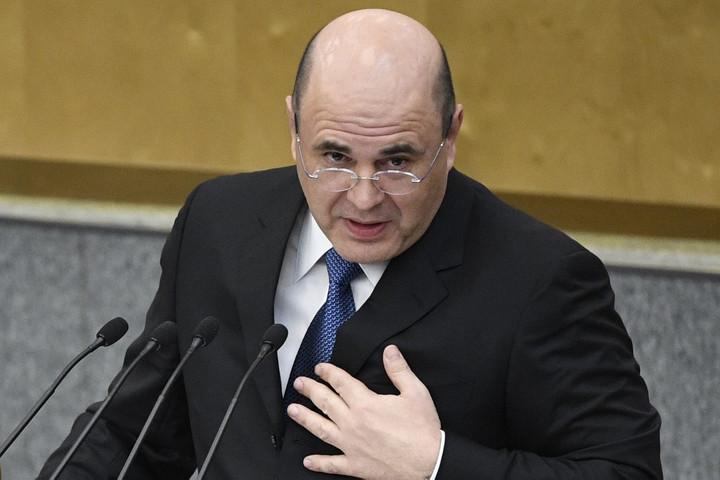 Megszavazták Mihail Misusztyin miniszterelnöki kinevezését Oroszországban