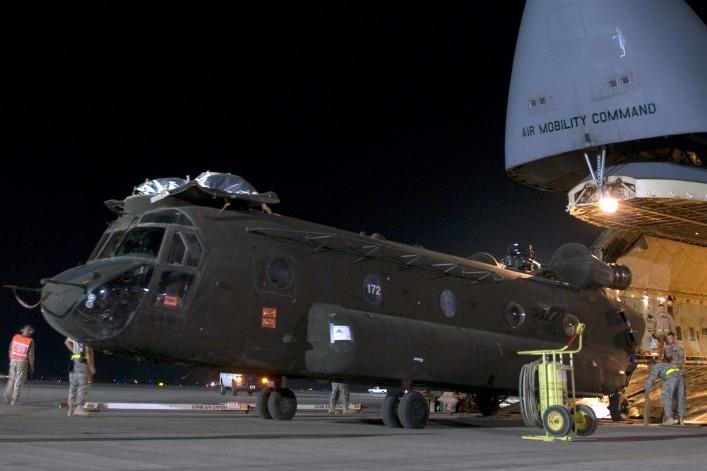 Támadás ért egy iraki légitámaszpontot, ahol korábban amerikai katonák szolgáltak