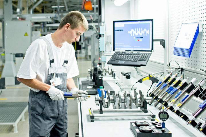 Tavaly novemberben is nőtt az ipari termelés