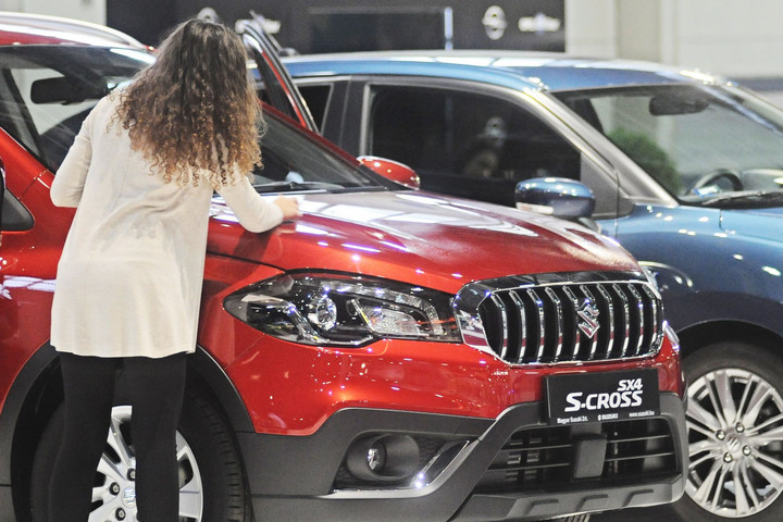 Továbbra is tartja első helyét a hazai piacon az esztergomi Suzuki