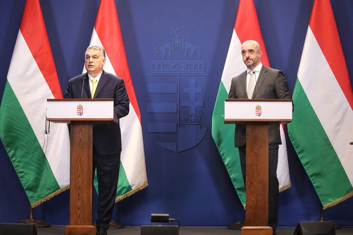 Orbán: 2022-től a városi közlekedésben csak elektromos buszokat lehet forgalomba állítani