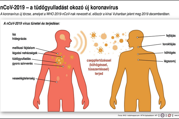 Minden, amit a koronavírus tüneteteiről és kockázatairól tudni kell