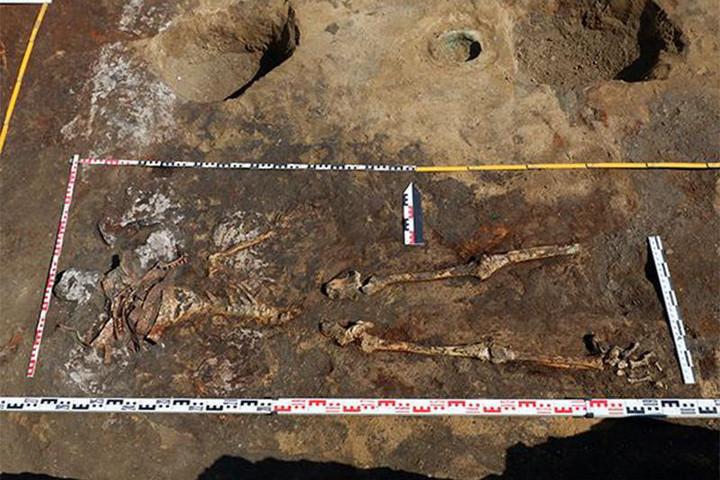 Három generációnyi szkíta harcosnő maradványait találták meg Oroszországban