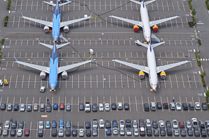 Újabb típushiba a Boeingnél