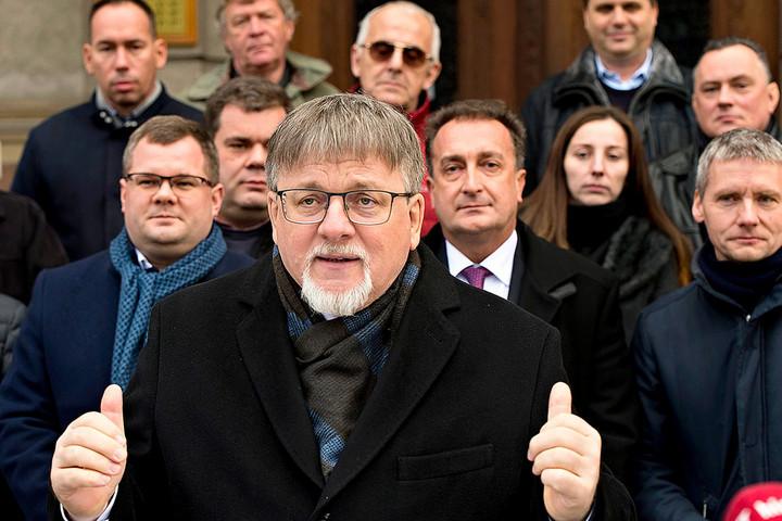 Nagy pofont  kapott Győrben  a választóktól  az ellenzék
