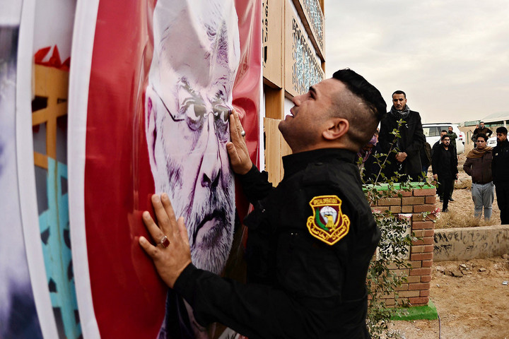 Lecsapott Irán hadereje