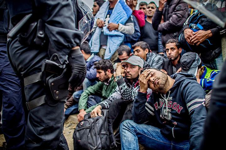 A Tiszán is próbálkoznak a migránsok