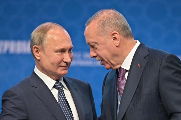 Putyin és Erdogan megegyezett