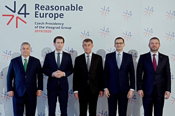 """""""Ausztria a V4-ek fontos partnere, és az is marad"""""""