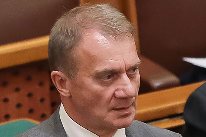 A DK-alelnök szerint az antiszemita baloldali jelölt példaértékű ember