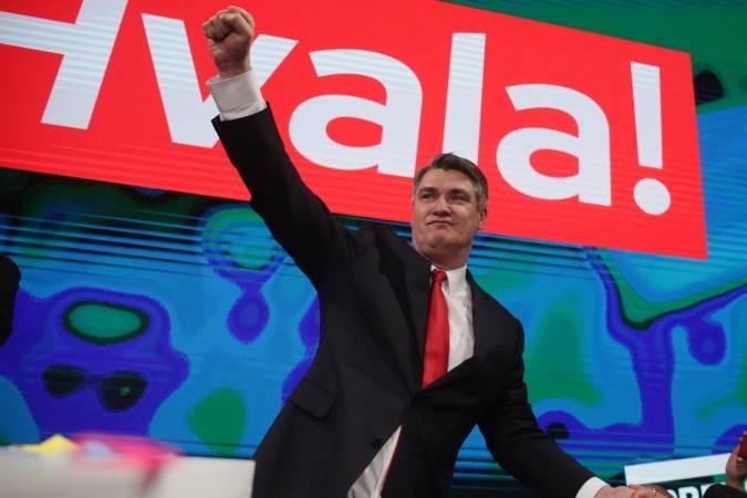 Vezetői szinten is kétpólusúvá vált a horvát közélet