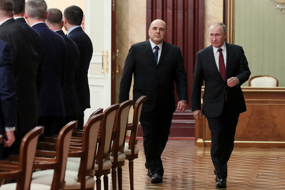 Koronavírussal fertőződött meg az orosz miniszterelnök