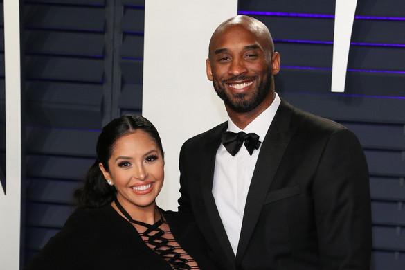 Kobe Bryant özvegye köszönetet mondott a részvétnyilvánításokért