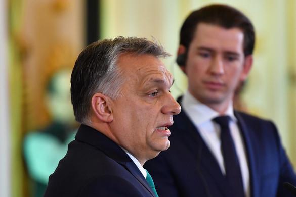 Prágában fog tárgyalni Orbán Viktor és Sebastian Kurz