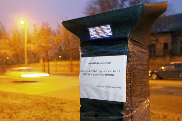 Tovább gyűrűzik a ferencvárosi parkolási botrány