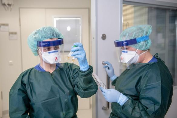 Reménykeltő fordulatok a koronavírussal fertőzöttek kezelésében