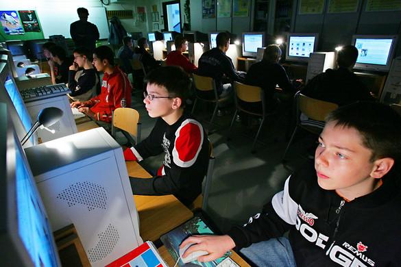A digitális behatásoktól is védik a gyerekeket