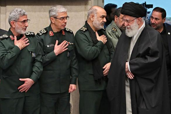 Irán ügyelt rá, hogy ne öljön