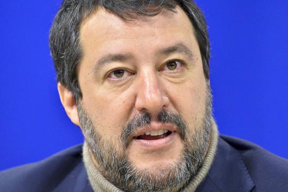 Hétfőn döntenek Matteo Salvini mentelmi jogáról