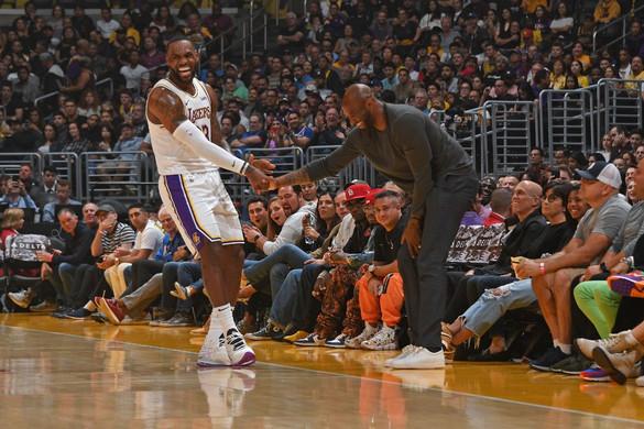 Megható üzenetben búcsúzott Kobe Bryanttől LeBron James