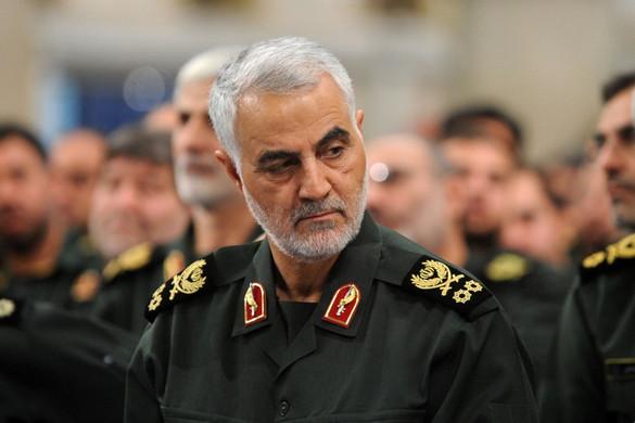 Az Egyesült Államok légicsapása végzett Irán egyik legfontosabb tábornokával