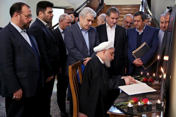 Irán nem bízik Trumpban