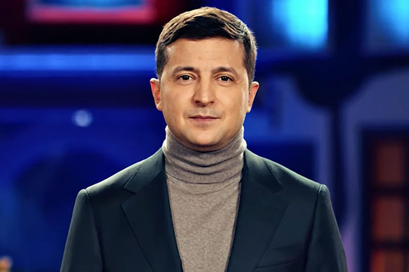 Zelenszkij magyarul is beszélt az újévi köszöntőjében, hazánk a jó kapcsolatok újjáépítését reméli