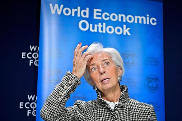 Lagarde megerősítette, hogy az Európai Központi Bank nem fagyasztja be monetáris politikáját