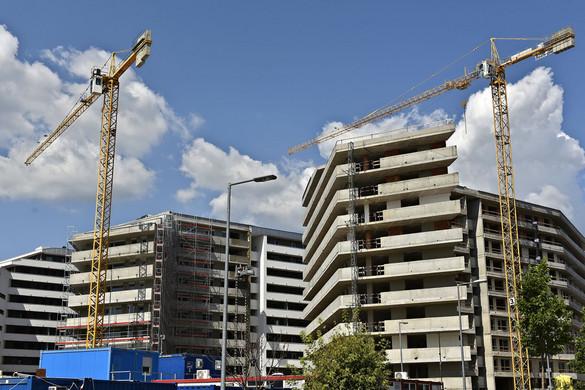 Továbbra is húzóágazat maradhat az építőipar, és megtarthatja a múlt évben tapasztalt növekedési ütemét