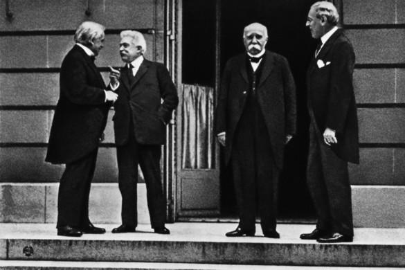 Hazánk és az antant 1919-ben