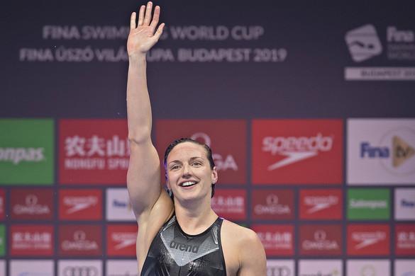 Hosszú Katinka lett 2019.legjobb európai női sportolója a kontinens sportújságíróinak szavazásán