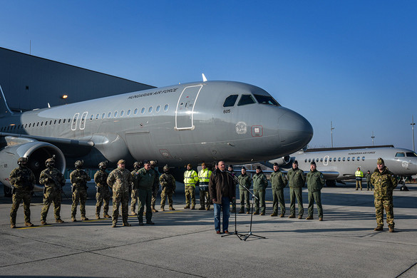 A honvédség mindent megtesz az Irakban szolgáló magyar katonák biztoságáért