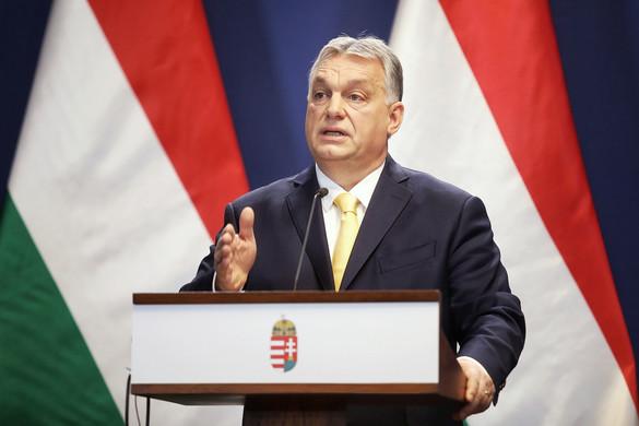Orbán Viktor: Magyarország klímasemleges lehet 2050-re
