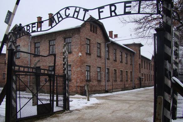 Hetvenöt éve szabadult fel az auschwitzi haláltábor