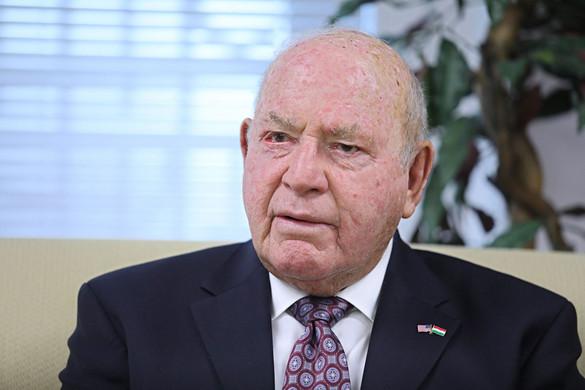 Lemondott az amerikai nagykövet