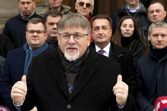 Fölényesen nyerte a győri polgármester-választást a Fidesz-KDNP jelöltje