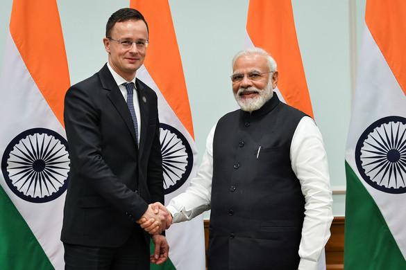 Óriási siker az Indiával felépített stratégiai együttműködés