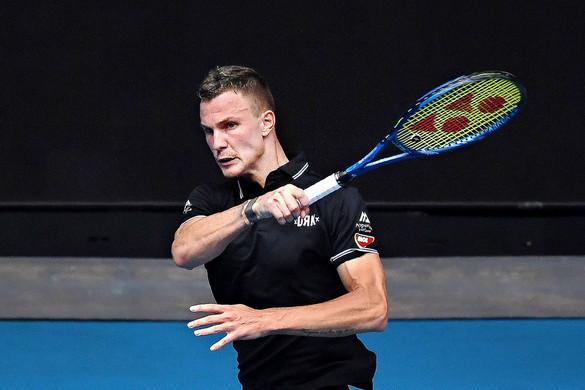 Fucsovics győzelemmel kezdett a New York-i tenisztornán