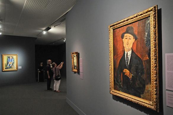 Száz éve hunyt el a különleges  szempárok festője: Modigliani