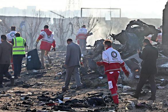 Irán lőtte le tévedésből az ukrán repülőgépet